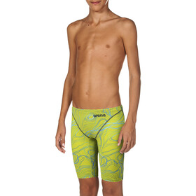 arena Powerskin ST 2.0 Jammers LTD Edition 2019 Boys sonic lime